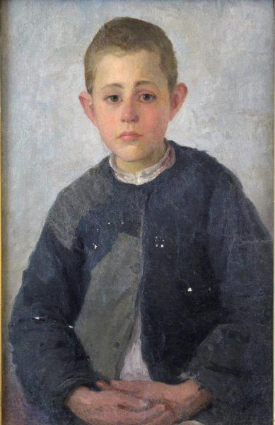 Хлопчик-жебрак