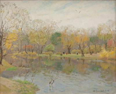 Пастельна осінь