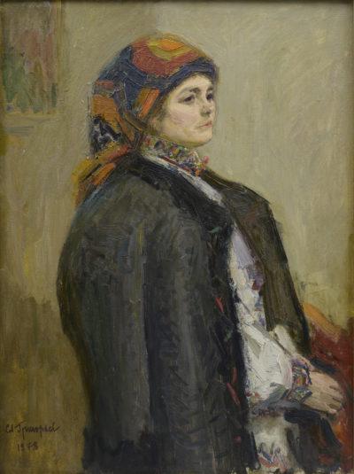 Майя Зарецька