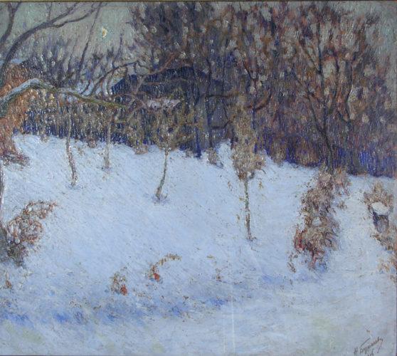 Зимові сутінки