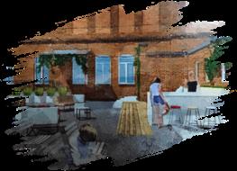 Нове життя Музейного дворика
