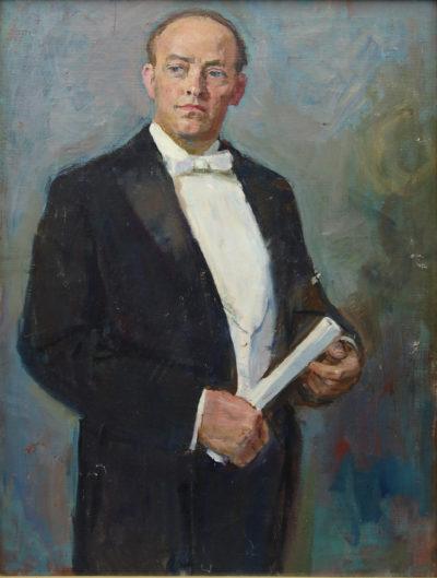Портрет Пузіна