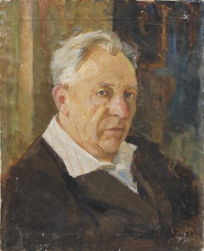 Портрет художника Коновалюка Федора Зотиковича