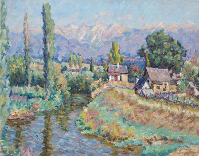Ріка та гори Гудаути