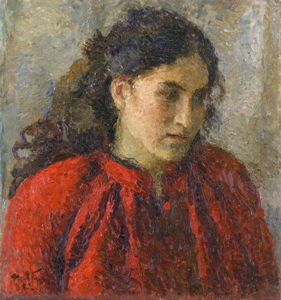 Портрет дочки Гаяне
