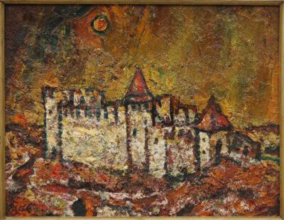 Фортеця ХІІІ–ХVІ ст. Хотин