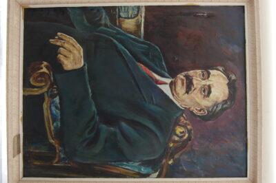 Портрет Георгія Димитрова
