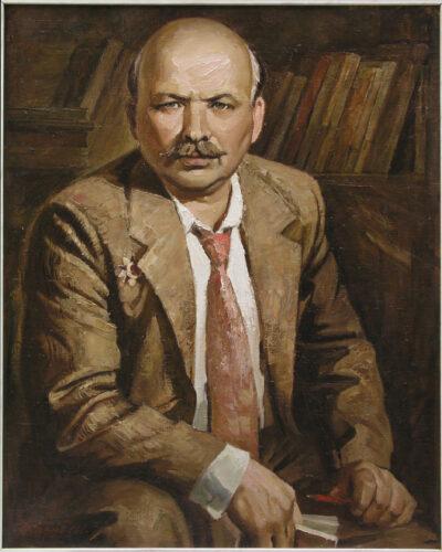 Портрет письменника А. Мацевича