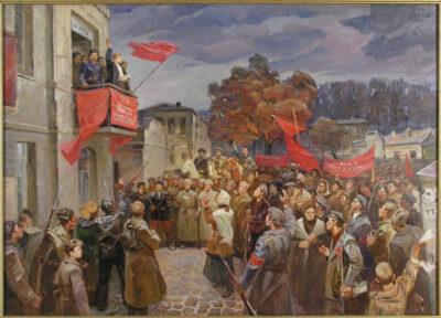 Проголошення радянської влади в м. Проскурові