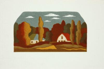 Садок вишневий коло хати. Ілюстрації, що не увійшли до видання