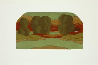 Тече вода з-під явора. Ілюстрації до збірника поезій Т. Г. Шевченка «Садок вишневий коло хати»