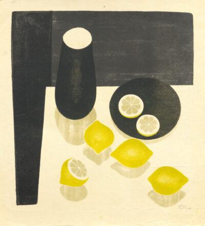 Натюрморт з лимонами