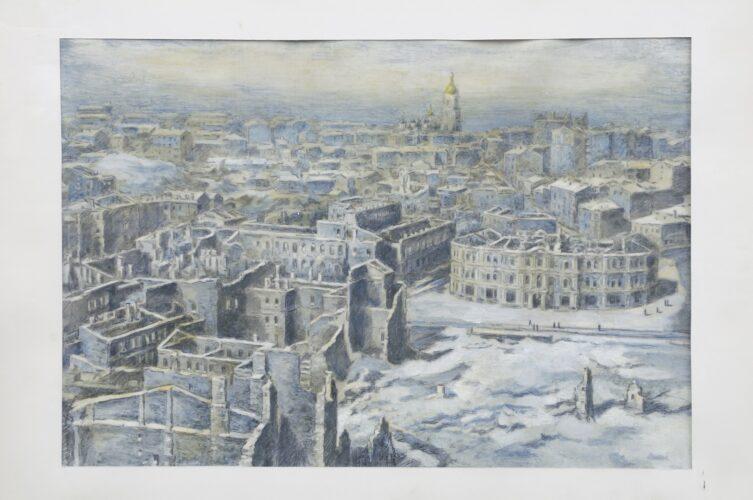 Не забудемо. Київ, листопад 1943 р.