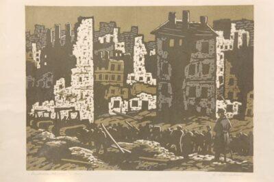 Варшава 1945 року